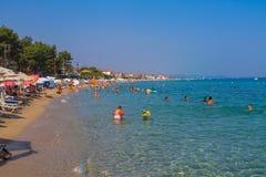 Grecia Halkidiki Fotografía de archivo