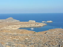 Grecia, isla de Rodas Fotografía de archivo libre de regalías