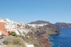 Grecia, isla de Santorini Fotos de archivo