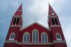Grecia kościół obrazy stock