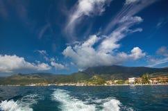 Grecia - Lefkada - Nydri Fotografía de archivo