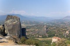 Grecia. Meteora Fotos de archivo libres de regalías