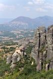 Grecia. Meteora Imagen de archivo