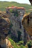 Grecia, monasterio santo fotografía de archivo libre de regalías