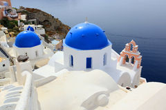 Grecia, Santorini Imágenes de archivo libres de regalías