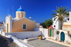 Grecia Santorini Fotos de archivo libres de regalías