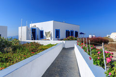 Grecia Santorini Foto de archivo libre de regalías