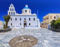 Grecia Santorini Foto de archivo