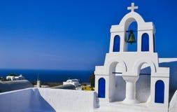 Grecia Santorini Imagenes de archivo