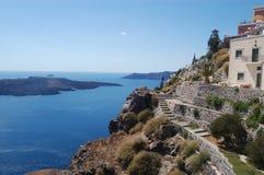 Grecia, Santorini Fotografía de archivo