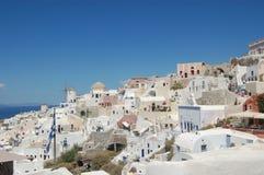 Grecia, Santorini Foto de archivo