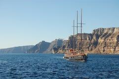 Grecia, Santorini Fotos de archivo libres de regalías