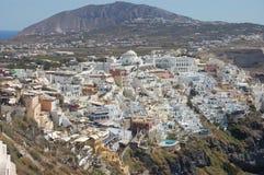 Grecia, Santorini Fotografía de archivo libre de regalías