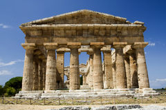 Grecian Ruins Stock Photos