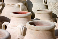 Grecian Urns Stock Image