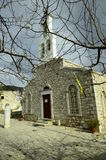 Grecja, Crete, kaplica Obraz Stock
