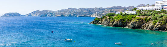 Grecja crete wyspa Agia Pelagia Obrazy Royalty Free