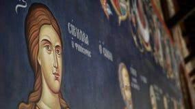 Grecja ikona Zdjęcia Royalty Free