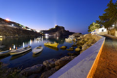 Grecja, Rhodes wyspa Obrazy Stock