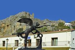 Grecja, Samothrace wyspa Fotografia Stock