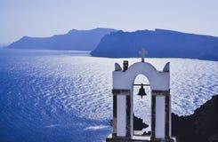Grecja Santorini Fotografia Royalty Free
