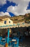 Grecja Santorini Obrazy Royalty Free