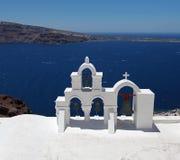 Grecja, Santorini Widok Obrazy Stock