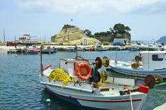 Grecja, Zakynthos Fotografia Stock