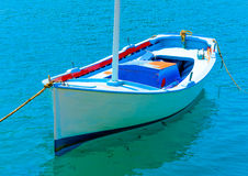 Grecka łódź rybacka Fotografia Stock