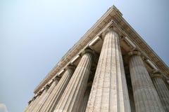 grecka świątyni obrazy royalty free