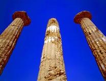 grecka świątyni Zdjęcie Stock