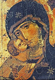 grecka ikona Zdjęcia Royalty Free