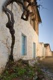 grecka wioski Fotografia Royalty Free