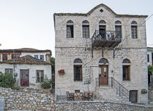 grecka wioski Fotografia Stock