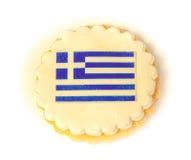 grecki ciasto Zdjęcie Royalty Free