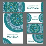 Grecki kurenda wzoru projekta szablon May używać dla wizytówki lub broszury, sztandar, książkowa pokrywa wektor ilustracja wektor