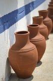 Grecki naczynie Fotografia Royalty Free