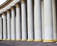 greckie kolumny Obraz Royalty Free