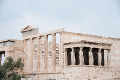 greckie ruiny Obrazy Royalty Free