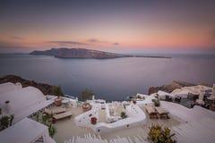 Greckie wyspy Obraz Stock
