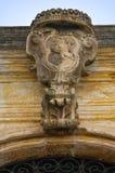 Greco palace. Ceglie Messapica. Puglia. Italy. Stock Image