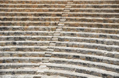 Greco-Roman theatre. Cyprus Stock Photo