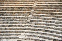 Greco-Roman theatre. Cyprus Stock Photo
