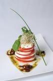 Grecque de La d'à de salade   Image libre de droits