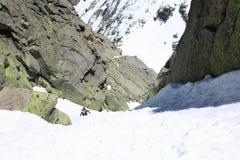 Gredos de montagne en Espagne Photographie stock