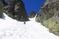 Gredos de montagne en Espagne Images stock