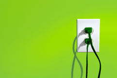 Gree_power Fotografie Stock