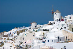 greece ösantorini Royaltyfri Foto