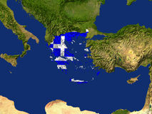Greece Foto de Stock
