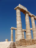 Greece, Ancient temple Royalty Free Stock Photography
